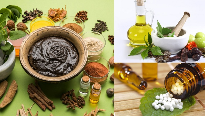 Ayurvedic, Yunani and homeopathy guidelines to fight against covid-19